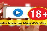 Aplikasi Dewasa Yang Dilarang Di Play Store