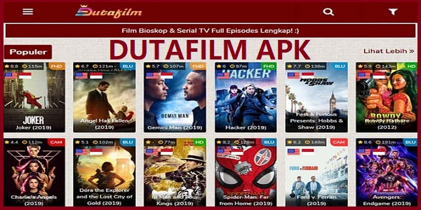 Dutafilm Apk