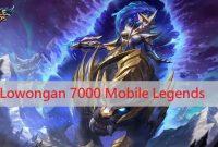 Lowongan 7000 Mobile Legends
