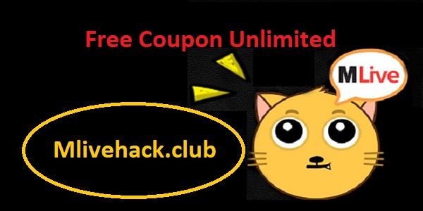 Mlivehack.club, Dapatkan Coupon Mlive Gratis