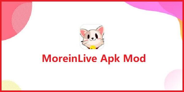 MoreinLive Apk Mod