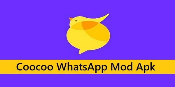 Coocoo WhatsApp Mod Apk