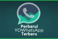Perbarui YoWhatsApp Terbaru