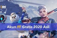 Akun FF Gratis 2020 Asli
