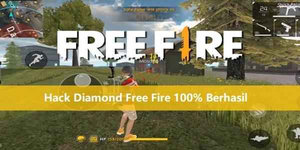 Hack Diamond Free Fire 100% Berhasil