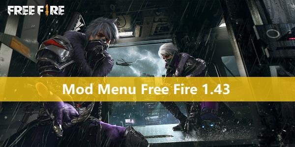 Mod Menu Free Fire 1.43