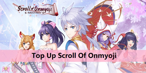 Top Up Scroll Of Onmyoji
