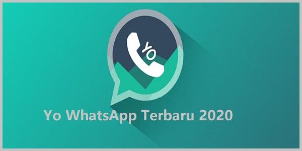 Yo WhatsApp Terbaru 2020