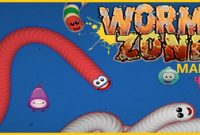 Cara Mabar Worms Zone