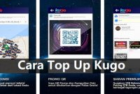 Cara Top Up Kugo