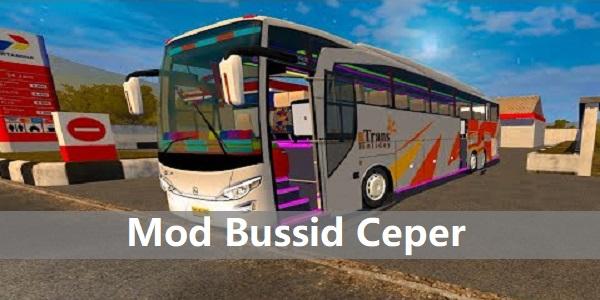 Mod Bussid Ceper