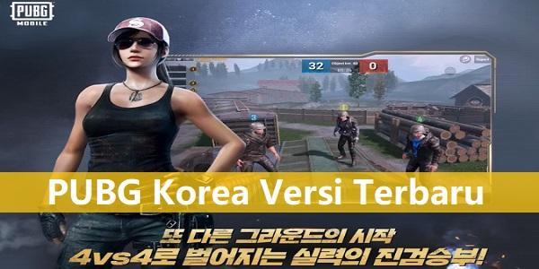 PUBG Korea Versi Terbaru