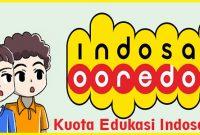 Cara Menggunakan Kuota Edukasi Indosat