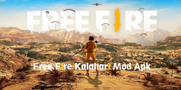 Free Fire Kalahari Mod Apk