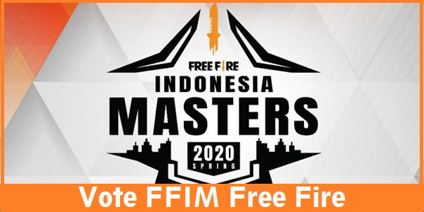 Vote FFIM Free Fire