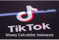 TikTok Money Calculator Indonesia
