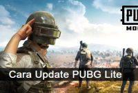 Cara Update PUBG Lite