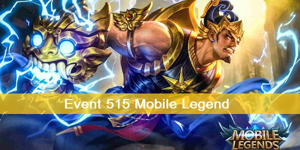 Event 515 Mobile Legend 2020