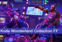 Kode Wonderland Collection FF