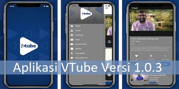Aplikasi VTube Versi 1.0.3