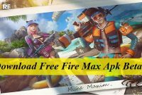 Download Free Fire Max Apk Beta