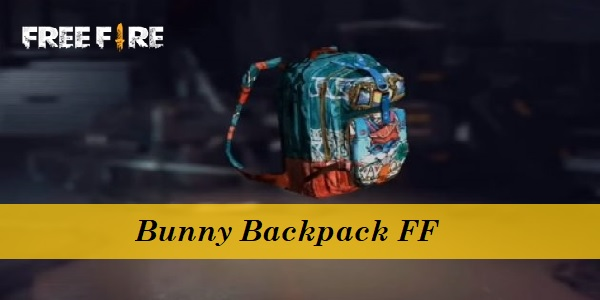 Bunny Backpack FF