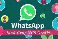 Link Grup VCS Gratis WhatsApp