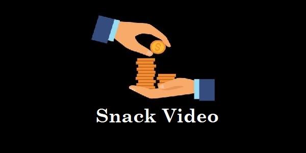 Cara Mendapatkan Uang Dari Apk Snack Video