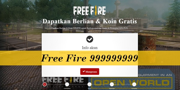 Free Fire 999999999