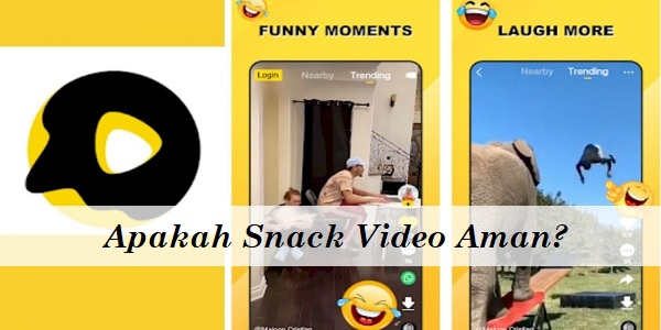 Apakah Snack Video Aman