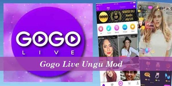 Gogo Live Ungu Mod