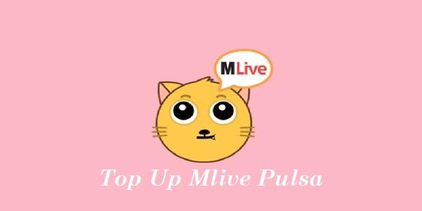 Top Up Mlive Pulsa 5000