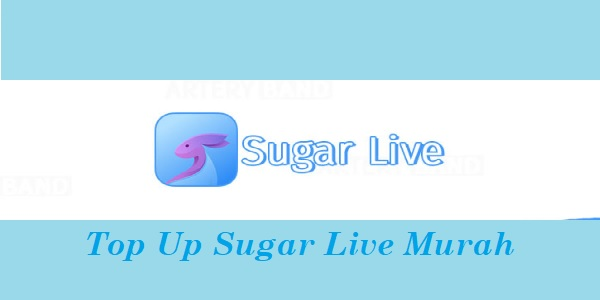 Top Up Sugar Live Murah