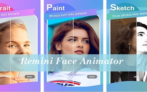 Remini Face Animator Apk