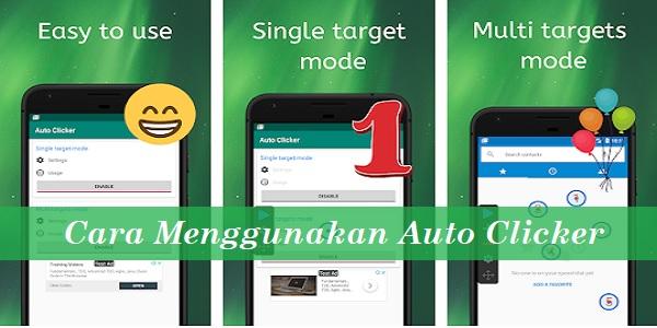 Cara Menggunakan Auto Clicker