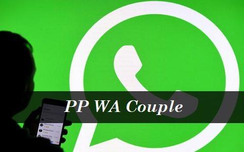 PP WA Couple Pasangan Aestheti