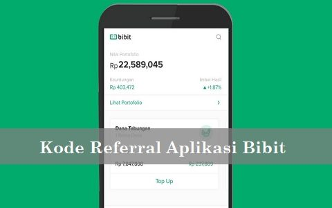 Kode Referral Bibit 2021