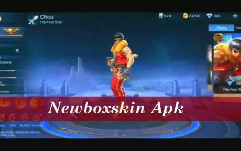 Newboxskin Apk