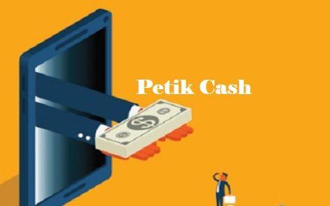 Petik Cash Penghasil Uang