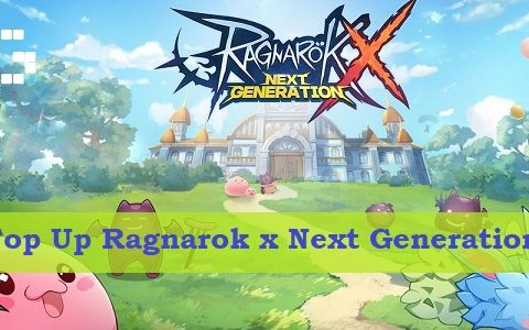 Top Up Ragnarok x Next Generation