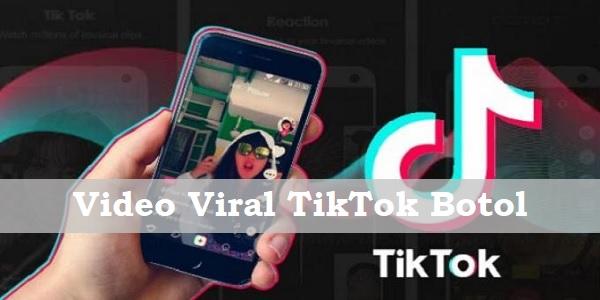 Video Viral TikTok Botol