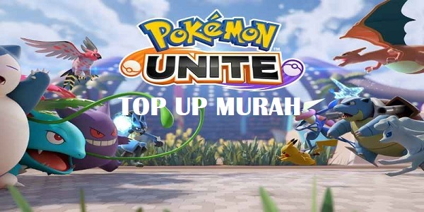 Cara Top Up Pokemon Unite