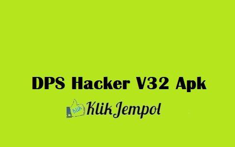 DPS Hacker V32 Apk