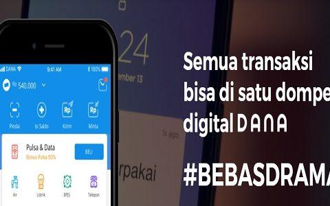 Download DANA Mod Apk Unlimited Saldo Yang Sedang Viral