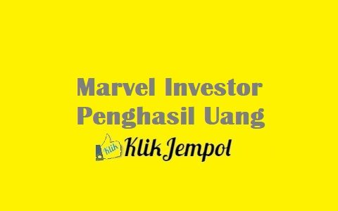 Marvel Investor Penghasil Uang