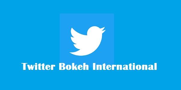 Twitter Bokeh International
