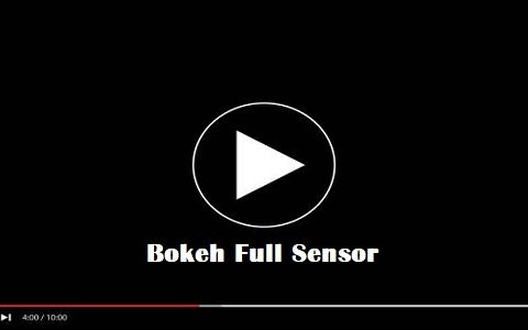 www.bokeh Full Sensor